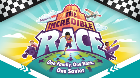 Incredible Race Vacation Bible School (VBS)