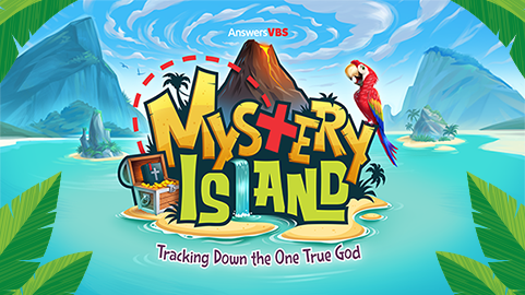 Mystery Island Vacation Bible School (VBS)
