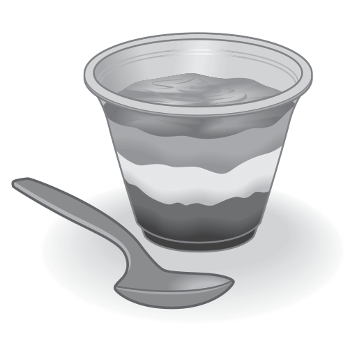 Pudding 1-2-3