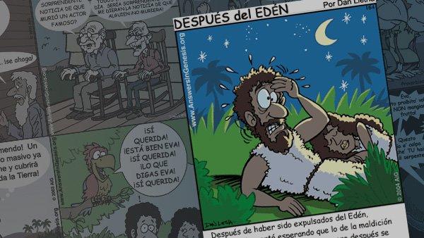 Después del Eden