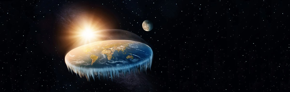 The Flat-Earth Movement