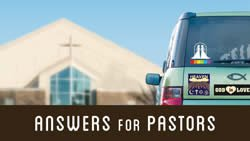 Answers For Pastors 2015