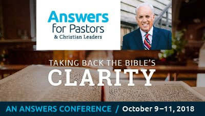 2018-10-09 Answers for Pastors