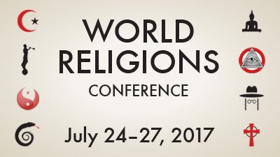 2017-07-24 World Religions Conference