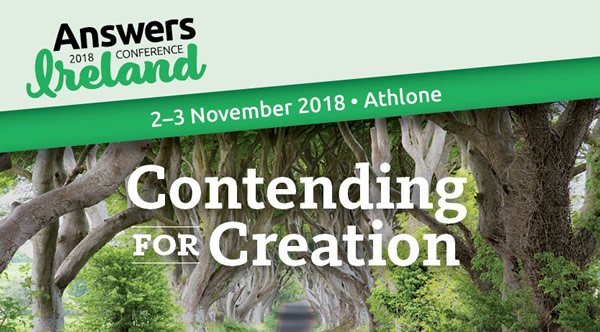 2018-11-02 Contending for Creation