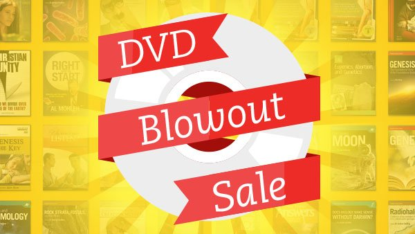DVD Blowout Sale