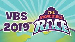 Incredible Race VBS
