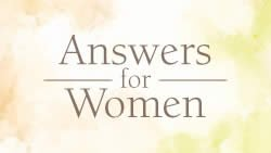 Answers for Women 2015