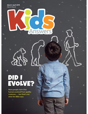 Kids Answers Mini-magazine