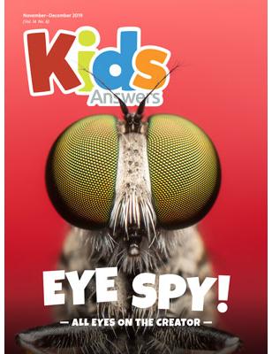 Kids Answers Mini-magazine