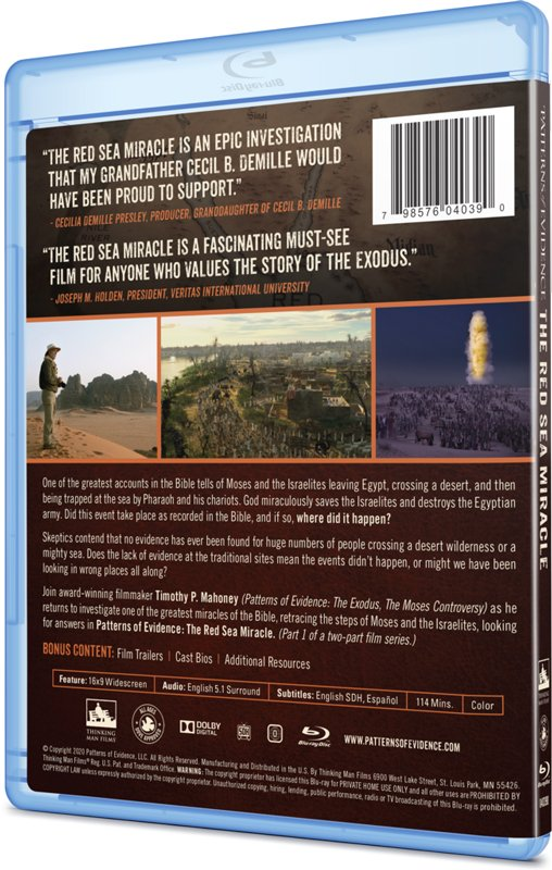 Blu-ray Back Cover