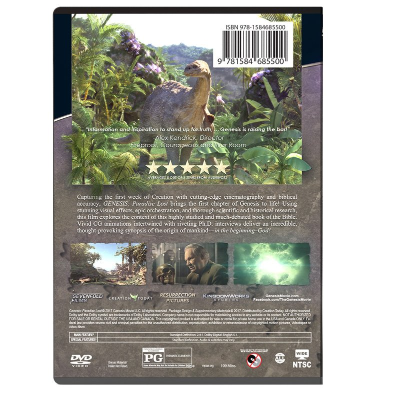 2D DVD Back Cover
