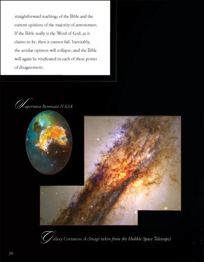 Taking Back Astronomy Answers In Genesis
