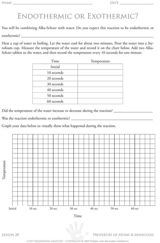 Lesson 20 Worksheet