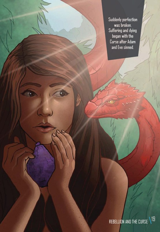 Eve illustration