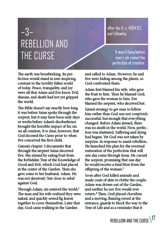 Rebellion and the Curse