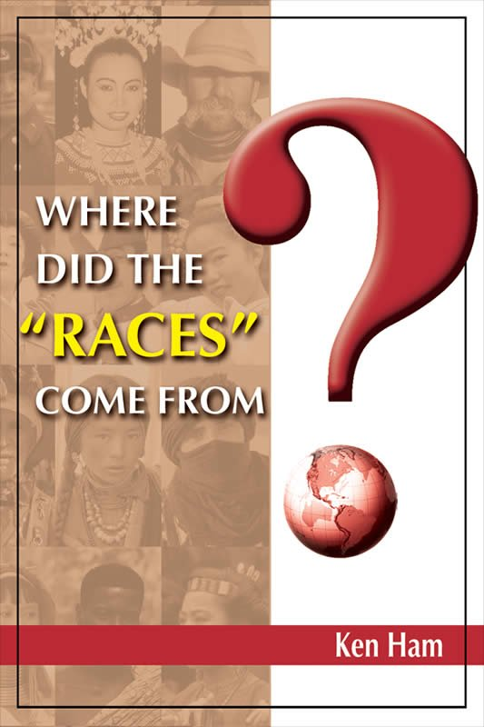 """Where Did The """"Races"""" Come From?"""