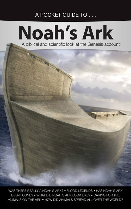 Noah S Ark Pocket Guide Answers In Genesis