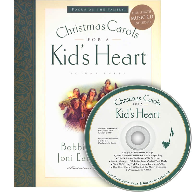 Christmas Carols for a Kid\'s Heart | Answers in Genesis