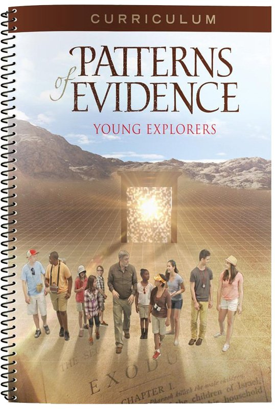 patterns of evidence  young explorers curriculum workbook