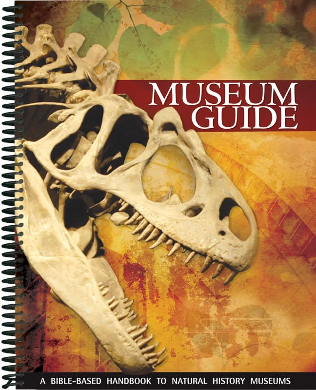 Museum Guide Answers In Genesis