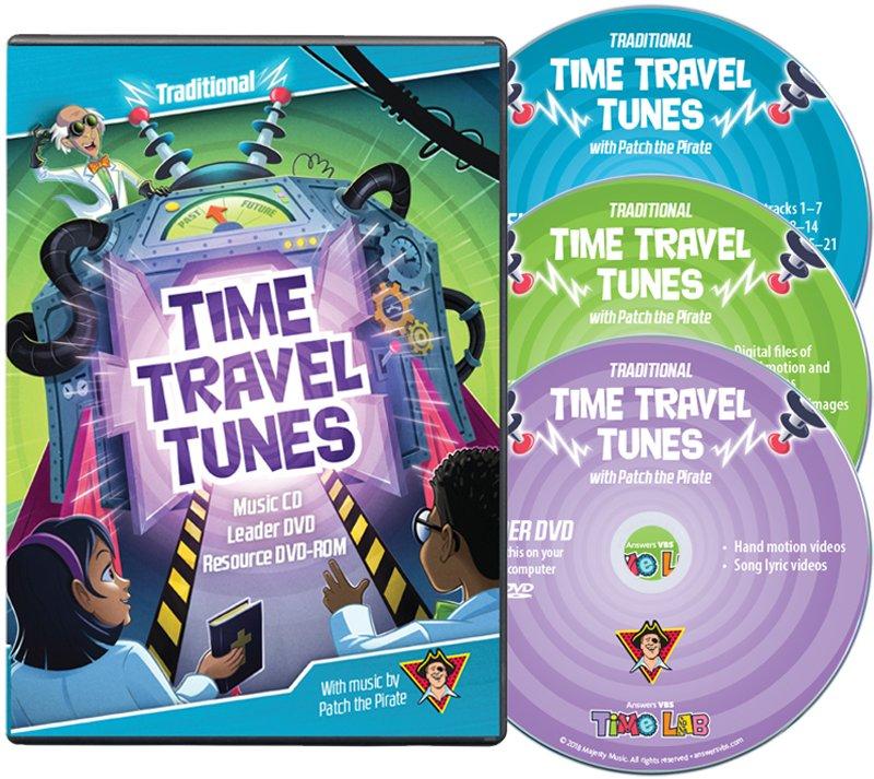 Time Lab VBS: Music Leader Set
