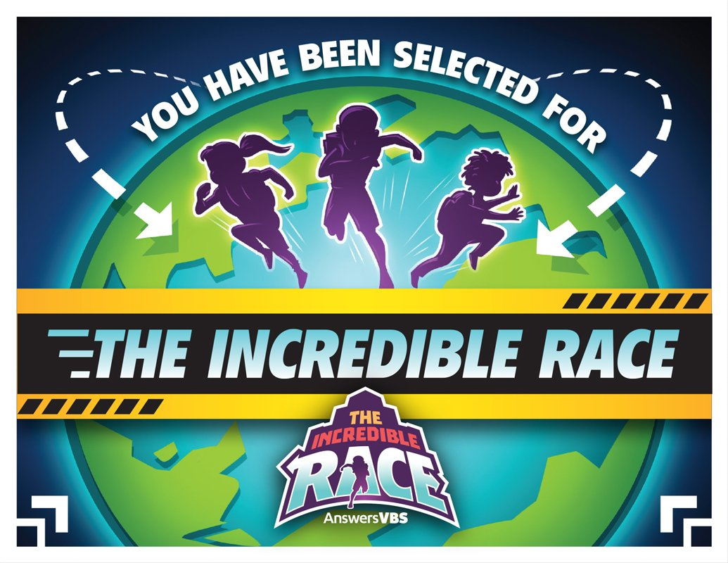 Image result for incredible race vbs