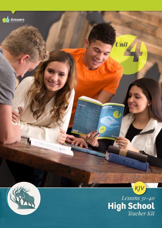 ABC: High School Teacher Kit (KJV)
