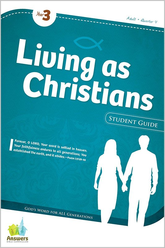 ABC Sunday School (Y3): Student Guide - Adults