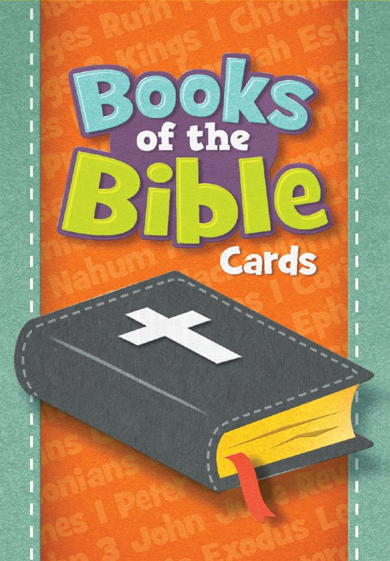 Books Of The Bible Cards Answers In Genesis