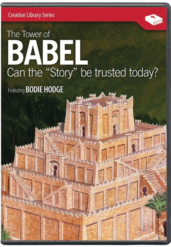 Where in the World Is the Tower of Babel  Answers in Genesis