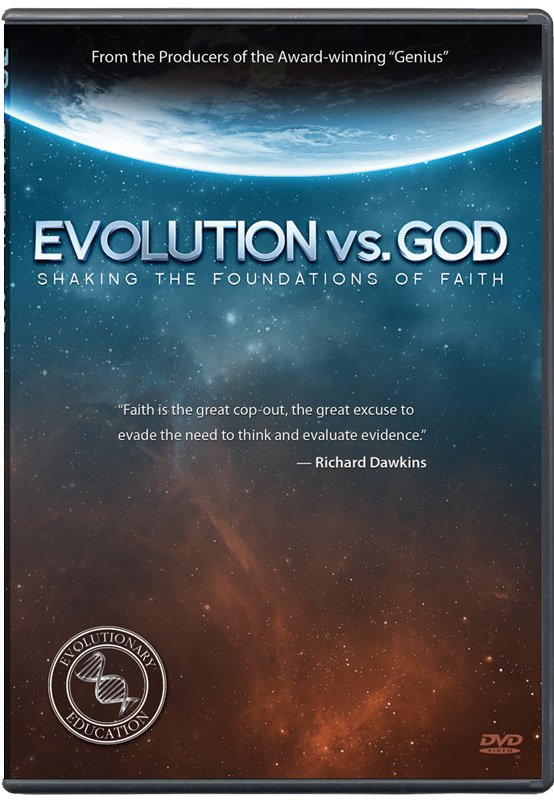 evolution vs god Evolution vs god - hear expert testimony from leading evolutionary scientists at  some of the world's top universities watch as they present.