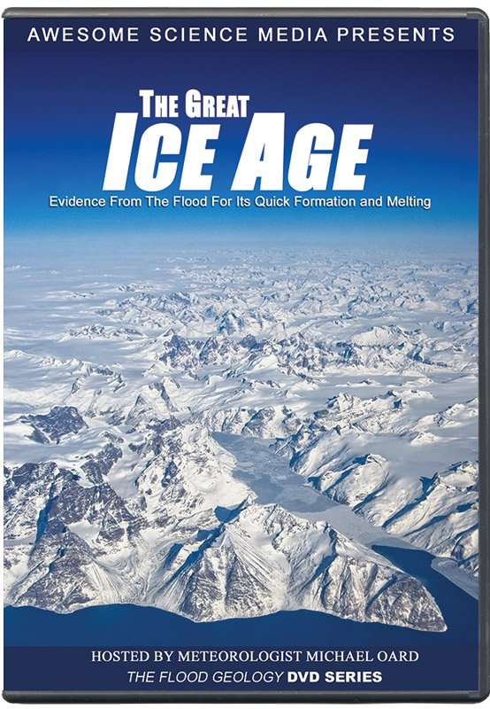 The Great Ice Age Answers In Genesis