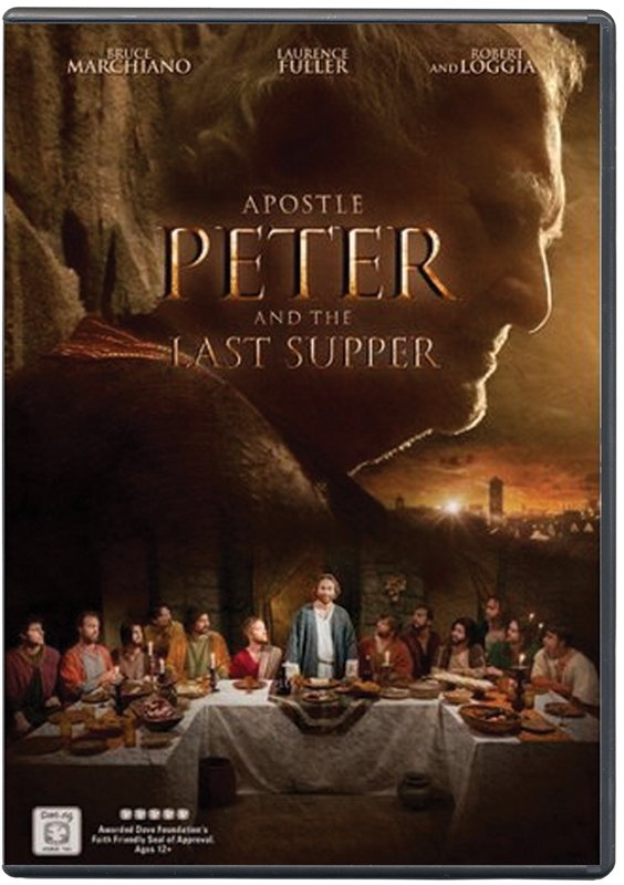 Apostle peter and the last supper official trailer youtube.