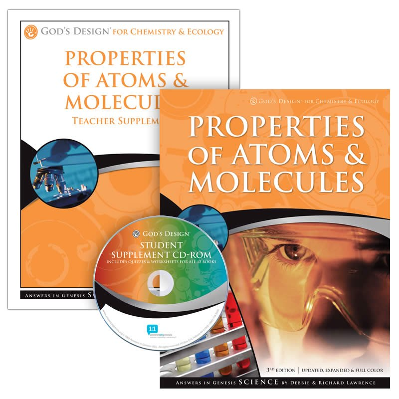 Properties of Atoms Molecules Teacher and Student Pack – Atoms and Molecules Worksheet