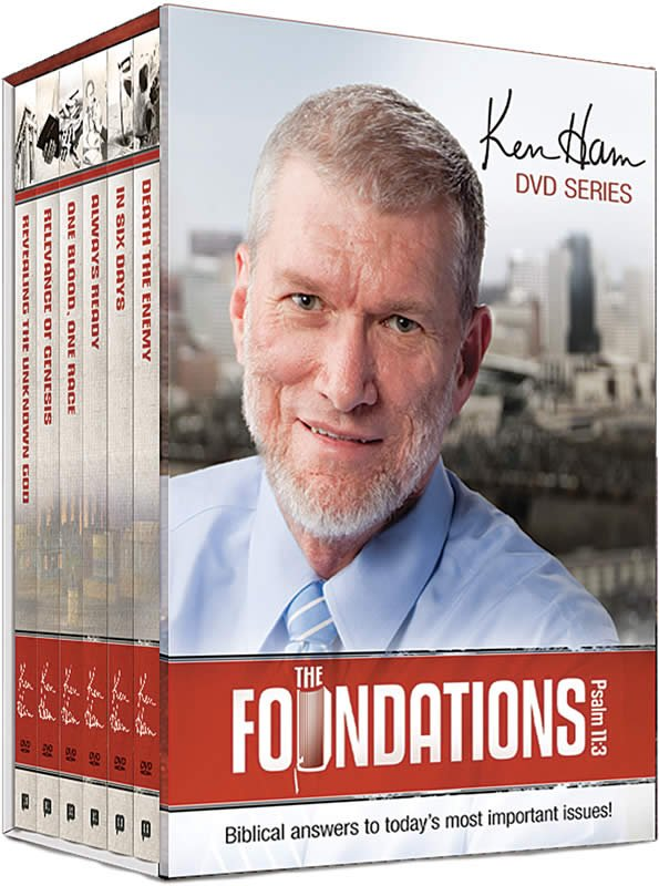 Ken Ham S Foundations Answers In Genesis