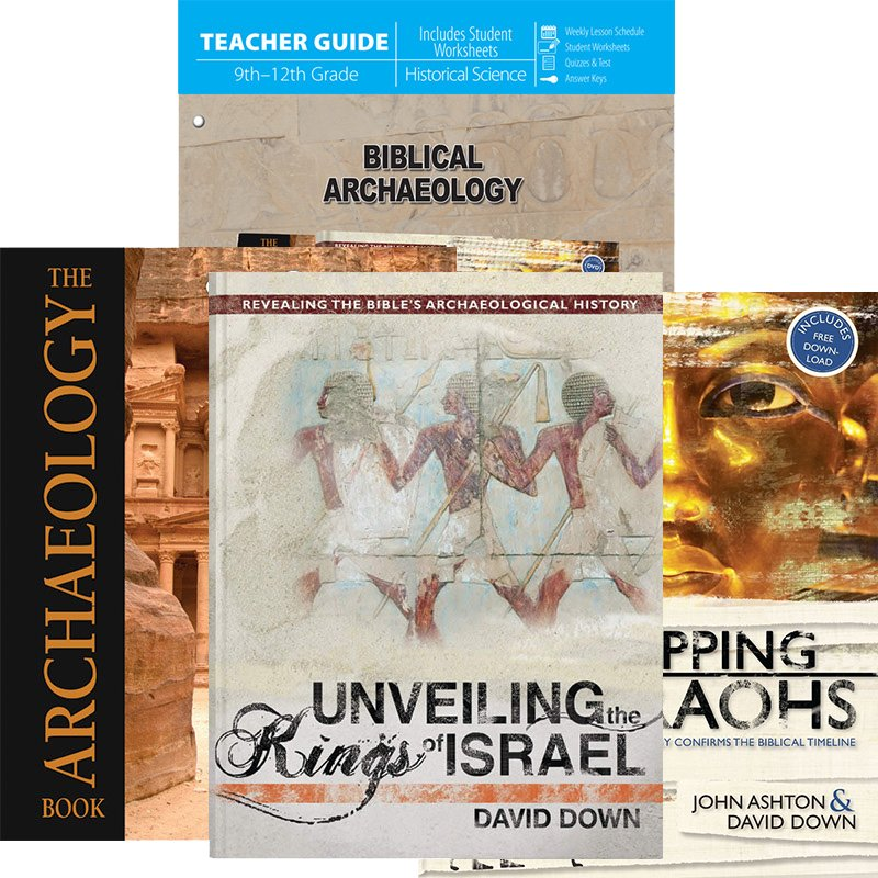 photograph regarding Printable Bible Study Guide for Genesis referred to as Biblical Archaeology Curriculum Pack