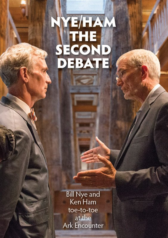 Nye/Ham: The Second Debate