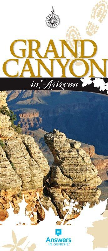 grand canyon in arizona brochure