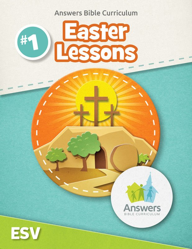 Abc easter lessons answers in genesis for Is there any shops open on easter sunday