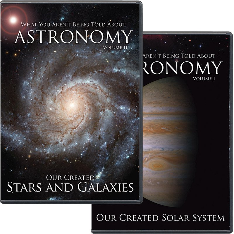 Astronomy DVD Combo | Answers in Genesis