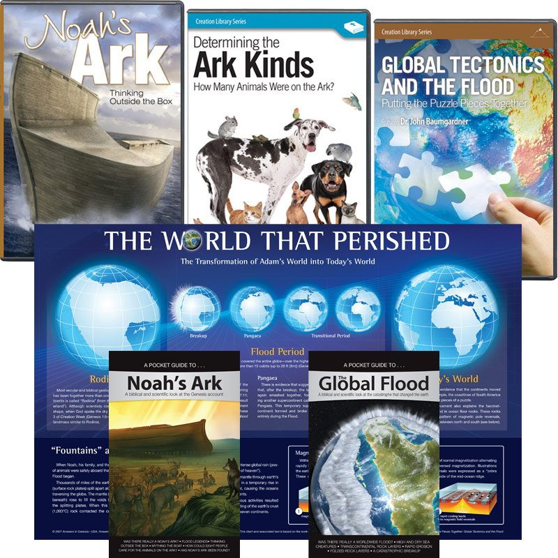 Noah 39 S Ark Basics Bundle Answers In Genesis