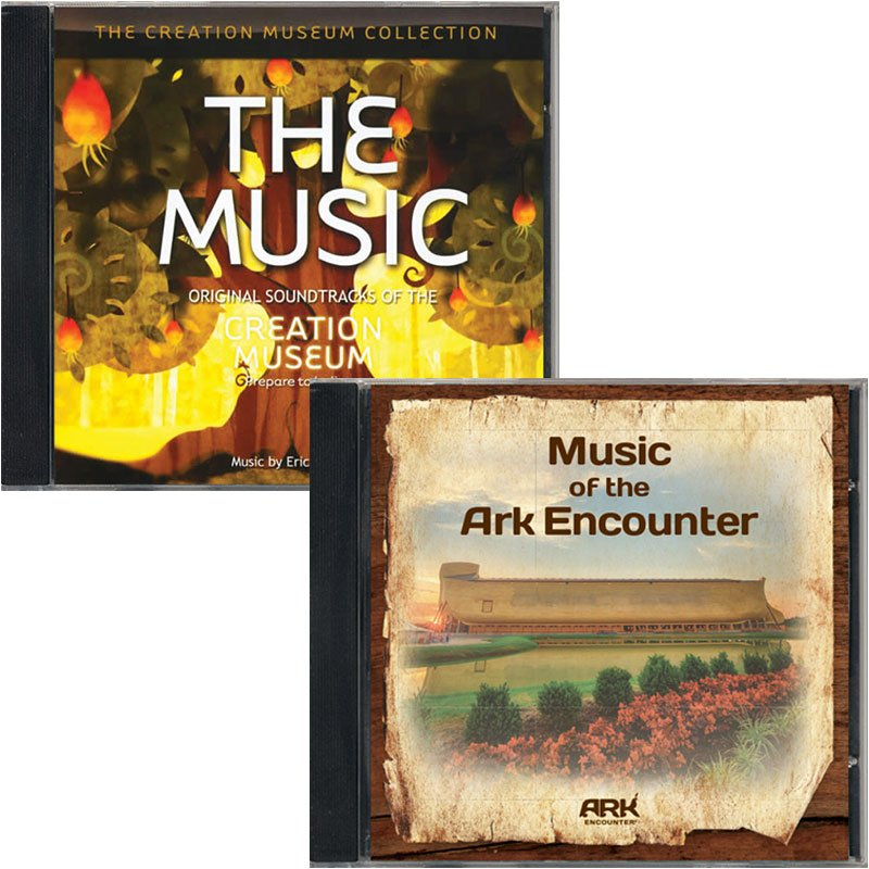 Music Of The Ark Encounter Creation Museum Combo