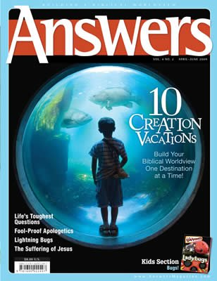 Answers Magazine, Single Issue - Vol. 4 No. 2