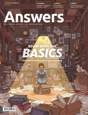 Answers Magazine, Single Issue