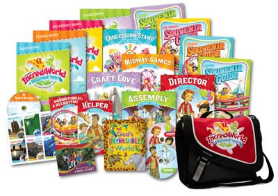 IncrediWorld VBS: Starter Kit