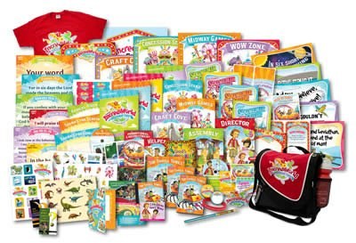 IncrediWorld VBS: Super Starter Kit: Contemporary