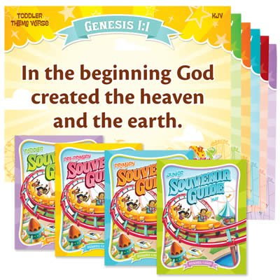 IncrediWorld VBS: KJV Supplement