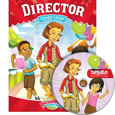 IncrediWorld VBS: Director Guide