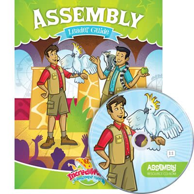 IncrediWorld VBS: Assembly Guide